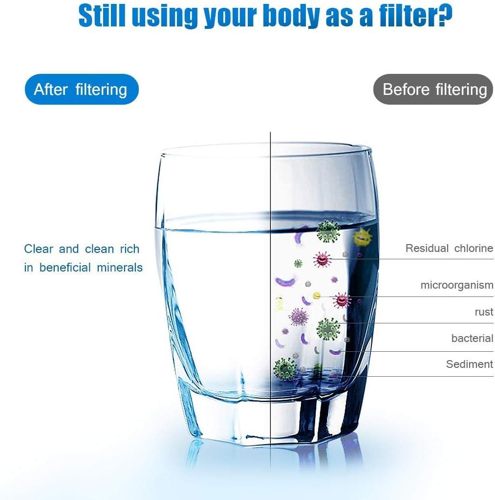 Cartucho de filtro de agua para grifo WinArrow, WA770, cartucho de ...