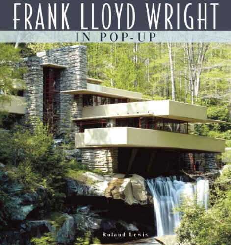 Frank Lloyd Wright In Pop Up Amazonca Roland Lewis Books