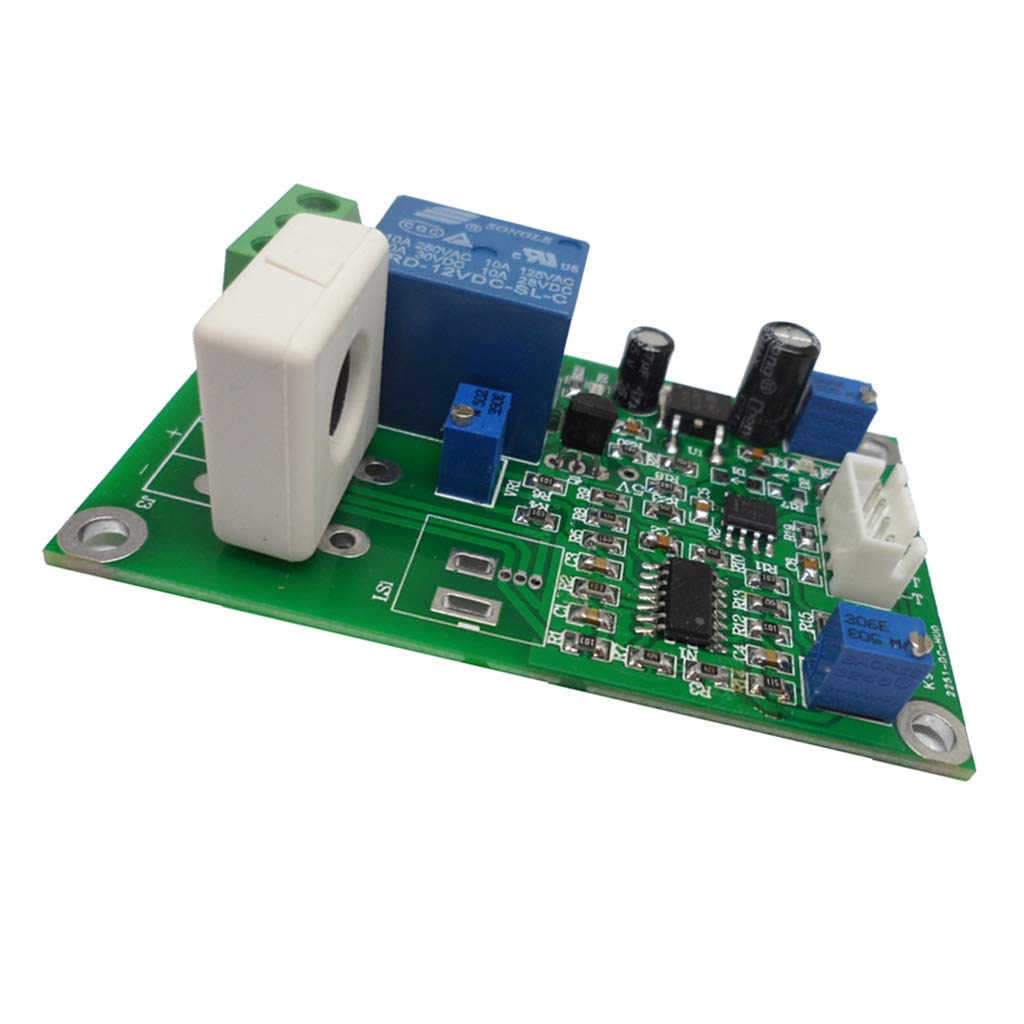 MagiDeal WCS1800 Hall Current Detection Sensor Module DC 0-35A Output, Working Voltage 12V