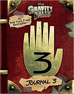 Gravity Falls: Journal 3: Alex Hirsch, Rob Renzetti, Andy Gonsalves