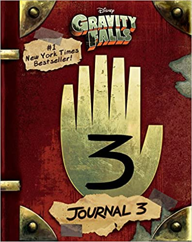 Gravity Falls: Journal 3 - Malaysia Online Bookstore