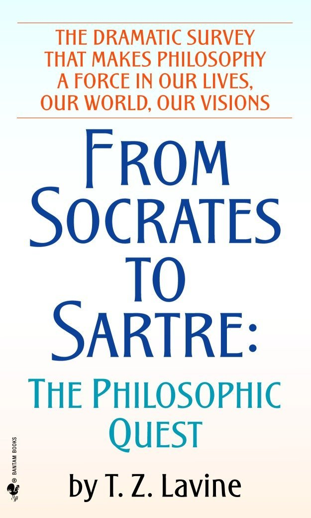 Buy From Socrates to Sartre: The Philosophic Quest Book Online at Low  Prices in India | From Socrates to Sartre: The Philosophic Quest Reviews &  Ratings - Amazon.in