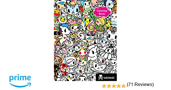 Beautiful Tokidoki Donutella Coloring Pages Motif - Coloring Pages ...