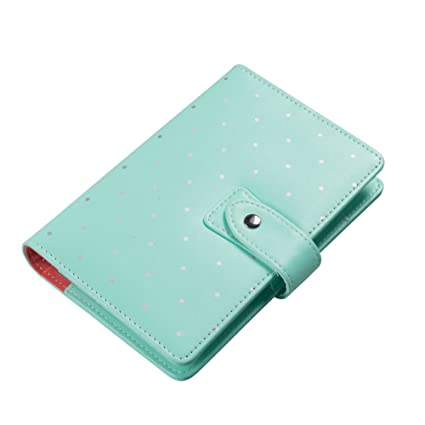 Labons 6 Anillos Agenda Broche Planificador Filofax Recargas Monthly Weekly Daily Schedule/2019 2020 Calendario/Teléfonos & Dirección/Personal Memo ...