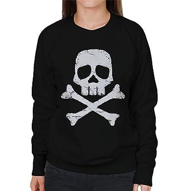 Cloud City 7 Space Pirate Captain Harlock Skull and Cross Bones Mens T-Shirt