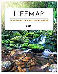 LIFEMAP Productivity & Life Planner 2017 (Forest Cover)