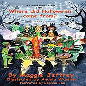 Where Did Hallowe'en Come From? Audiobook
