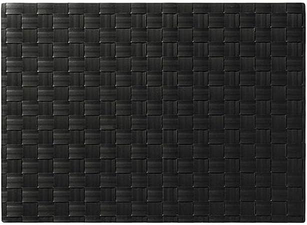 IKEA Ordentlig Place Mat negro tamaño 18 x 13 001.752.31