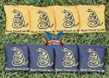 Victory Tailgate 8 Dont Tread On Me Regulation Corn Filled Cornhole Bags