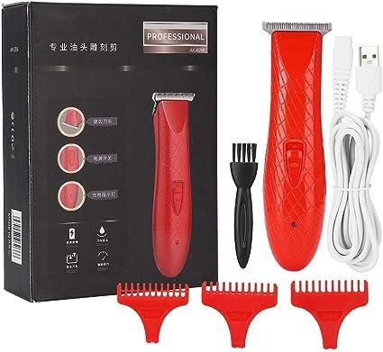 Cortadora de pelo eléctrica profesional Máquina de afeitar ...