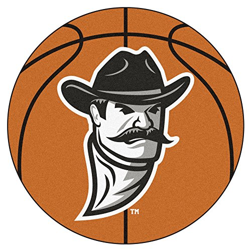 New Mexico Basketball Rug (FANMATS NCAA New Mexico State University Aggies Nylon Face Basketball Rug)