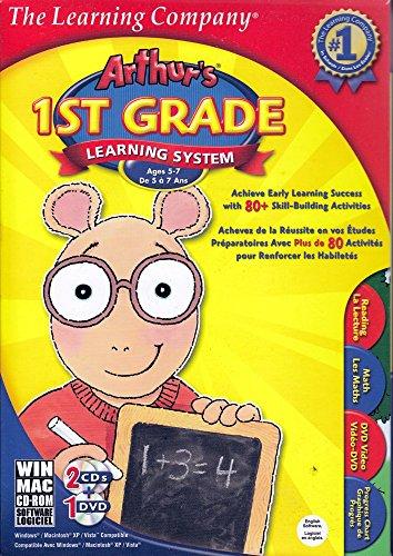 tlc-arthurs-1st-grade-learning-system-2009-old-version
