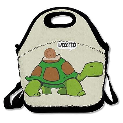 d1da0ee2dd92 Amazon.com: Funny Snail Slow Turtle Ride Weeee!ï½› Women Men Kids ...