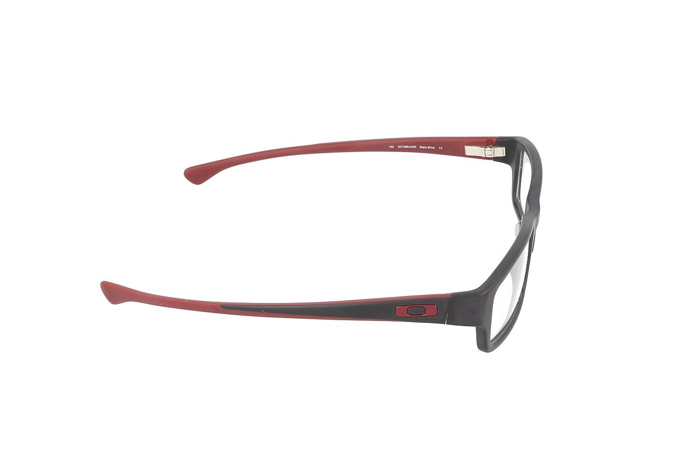 Oakley RX Eyewear Occhiali da sole Da Uomo OX1066 Servo - 106605: Acciaio satinato - 51mm T8cwBeL