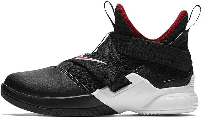 Nike Chaussures de Basket Ball pour Enfant Motif Lebron