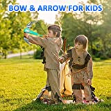 Britik Bow and Arrow Set for 3 4 5 6 7 8 Year Old
