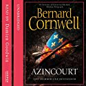 Azincourt Audiobook by Bernard Cornwell Narrated by Damien Goodwin