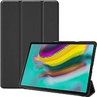 Cathy Clara Tablet Funda para Samsung Galaxy Tab S5e 10.5 2019 T720 T725 Smart Funda de Piel magnética Cubierta