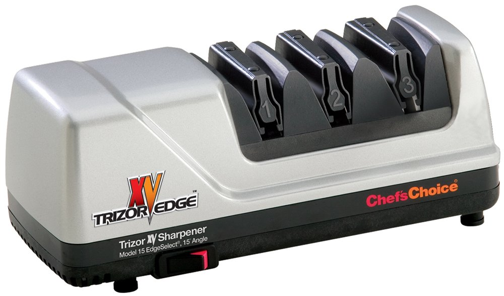 Chef's Choice 15º Trizor XV Edge Select Sharpener Review