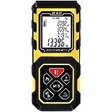 Laser Distance Measurer,EASTVALLEY D-100 Laser Measure 328ft 100M Digital Laser Distance Meter (d-100 328ft)