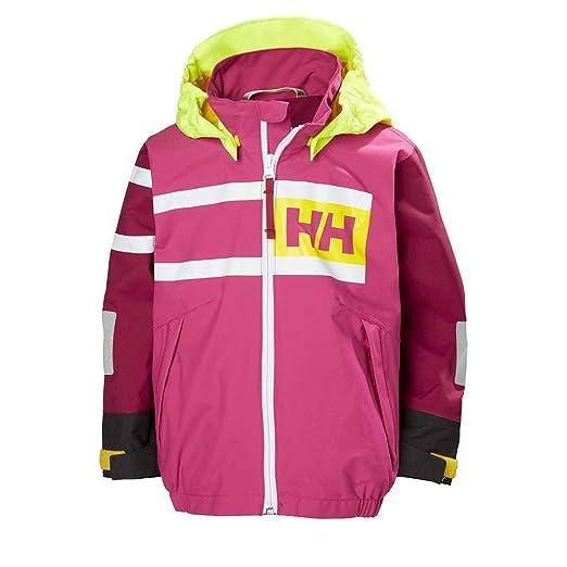 eefe9c3f Amazon.com: Helly Hansen K Salt Power Jacket: Clothing