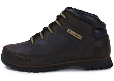 Image Unavailable. Image not available for. Colour  Timberland Mens Euro  Sprint Hiker Dark Brown ... 68eb9f2b0