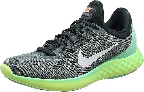 Acechar Articulación emoción  Nike Lunar Skyelux, Zapatillas de Trail Running para Hombre, Azul  (Paramount Blue/Dark Obsidian), 41 EU: Amazon.es: Zapatos y complementos