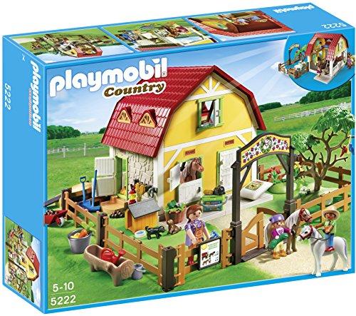 Pony Playmobil Farm - PLAYMOBIL Children's Pony Farm