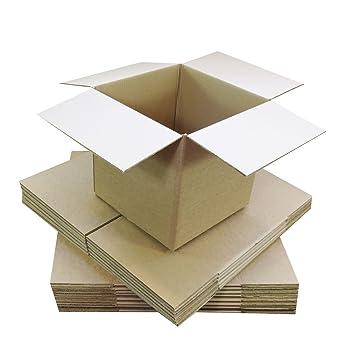 triplast tplbx25singl5 X 5 X 5 Cubo de regalo de 127 x 127 x 127 mm pequeño de pared para envíos postales de envío caja de cartón: Amazon.es: Oficina y ...