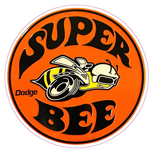 Nostalgia Decals Super Bee Version 2 Decal