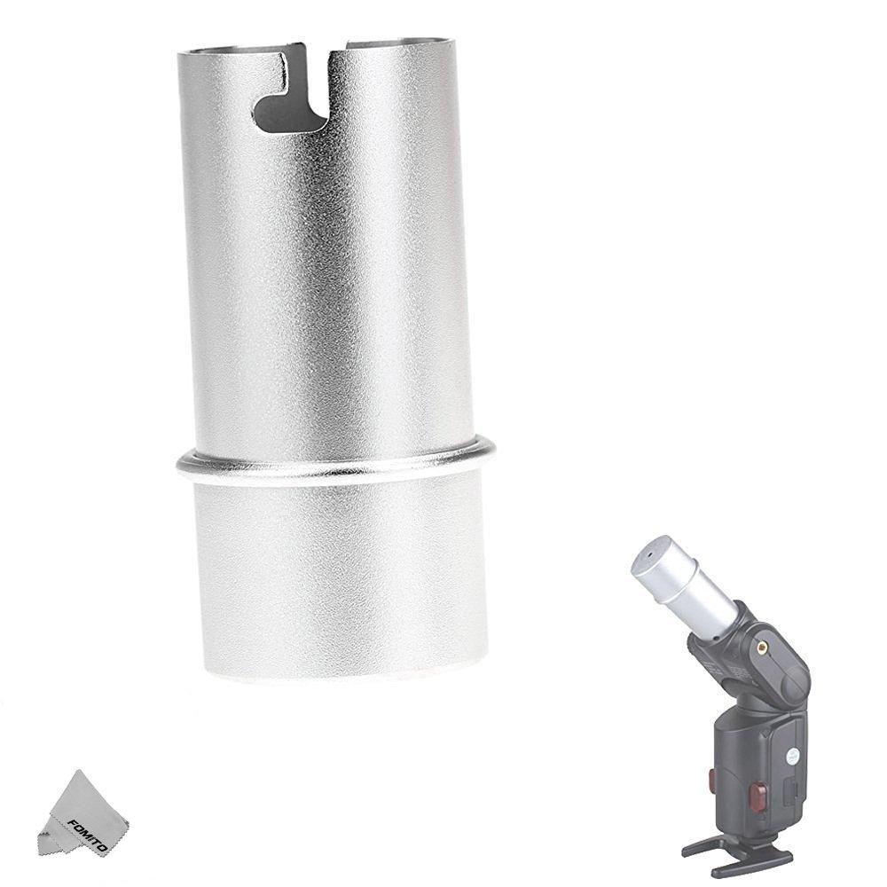 Fomito Godox AD-S15 Flash Lamp Tube Bulb Metal Protector Cover for Neewer Godox Witstro AD200 AD360II AD360 AD180 Bare Bulb Cover Flash Accessories 4331966709