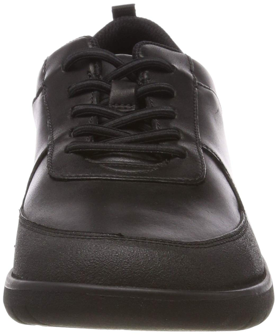 CLARKS Boys' Scape Street Y Brogues, (Black Leather-), 3 UK by CLARKS (Image #4)