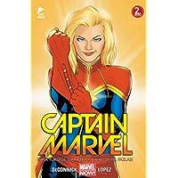 Captain Marvel Cilt 1: Daha Yükseğe, Daha Hızı, Daha Öteye, Fazlası