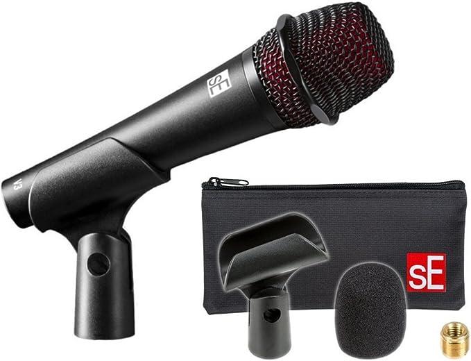 Se Electronics V3: microfono dinamico