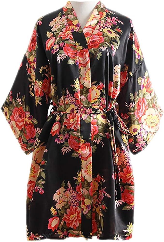 women wear nightgown boho hippie beach wear sleepwear summer robes Cotton long dress vintage sari kimono vintage cotton sari bathrobe