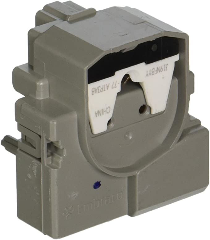 Frigidaire Fridge Compressor Start Relay 241941005 /& Run Capacitor 297286803