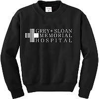 JYHOPE Grey Sloan Memorial Hospital Cute Sweatshirts for Womens Teen Girls Pullover Tops