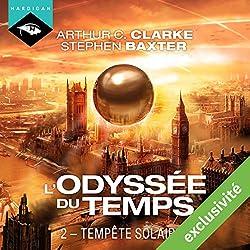 Tempête solaire (L'Odyssée du Temps 2)