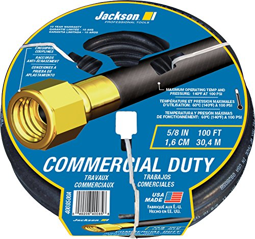 4008500a jackson rubber commercial duty
