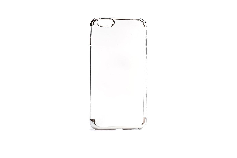 iPhoneケース用高級ソフトTPUケース、iPhoneケース用透明カバーシャイニングフルカバー(i6 / 6s)   B07B53NKJJ