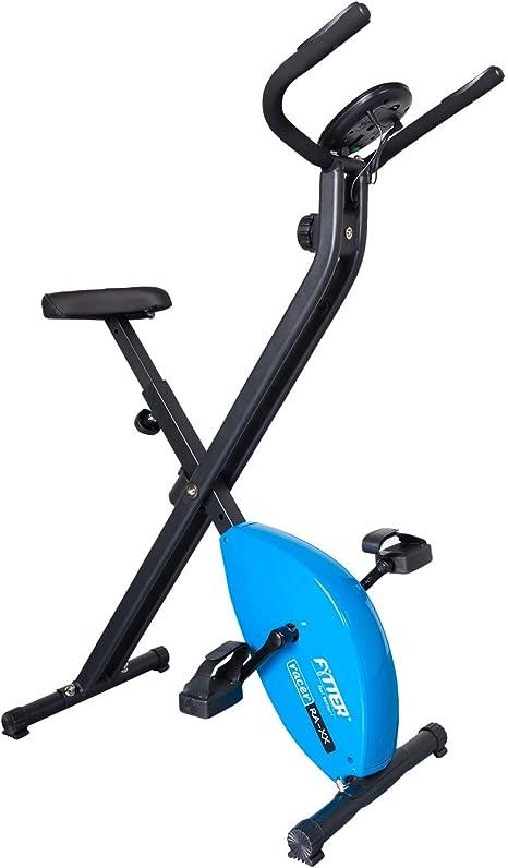 FYTTER - Bicicleta Estática Ra-XX: Amazon.es: Deportes y aire libre