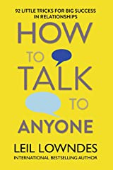 How to Talk to Anyone: 92 Little Tricks for Big Success in Relationships Paperback