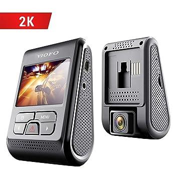 Cámara de Coche VIOFO A119 Dash CAM 2560x1440P 2K Super HD 160 ° Gran Angular Dash