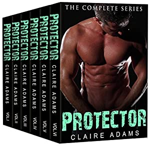book cover of Protector