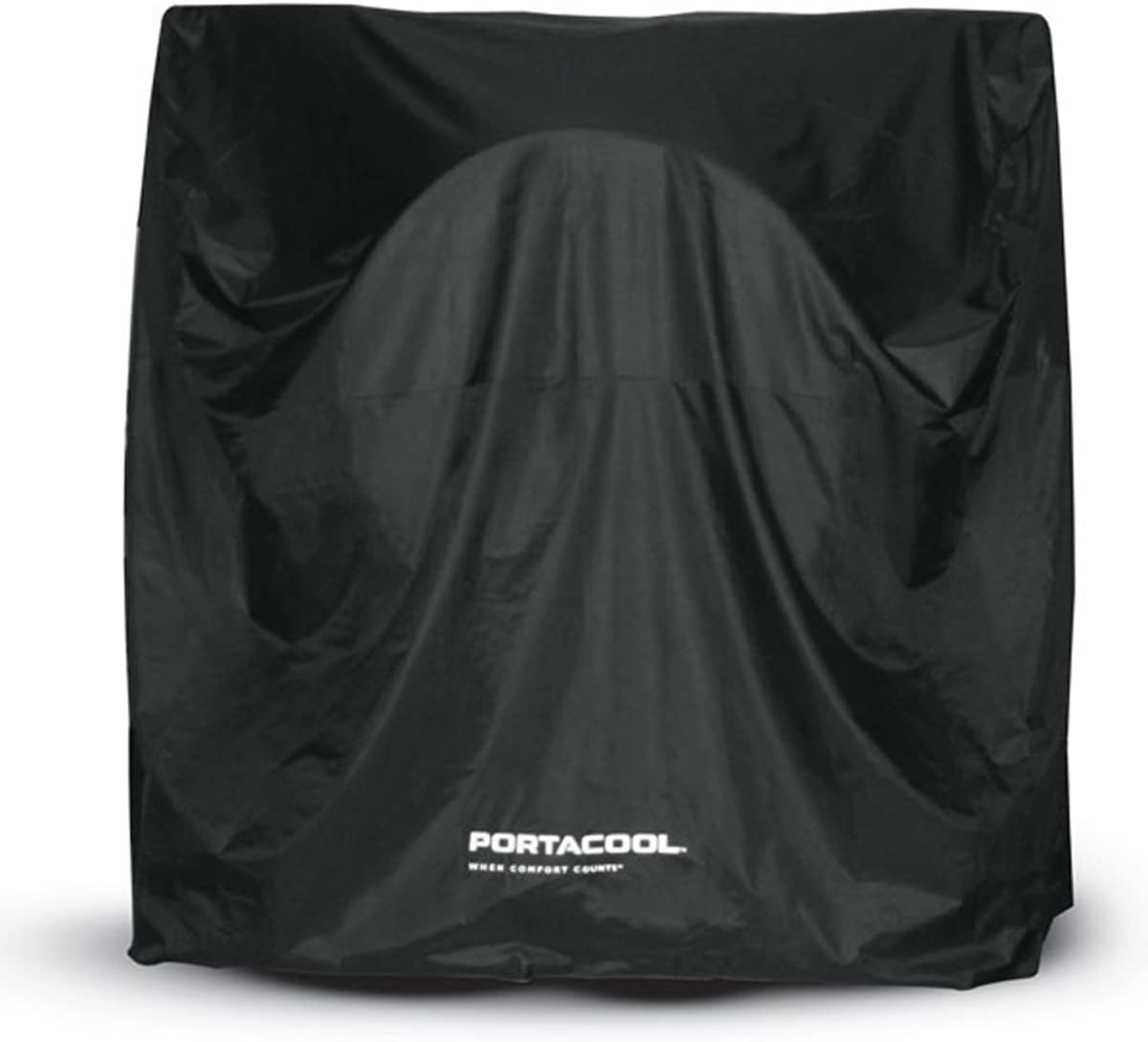 Portacool PARCVRH37000 Replacement Protective Cover for Hurricane 370 Portable Evaporative Cooler, Black