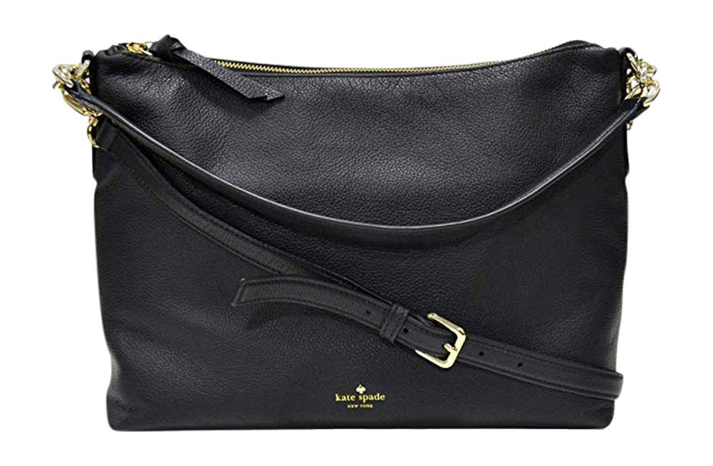 Kate Spade New York Alena Larchmont Avenue Purse (Black)