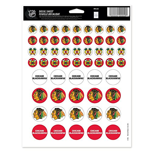 Nhl Sticker Sheet - 6