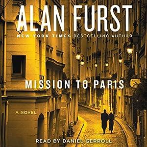 Mission to Paris Audiobook