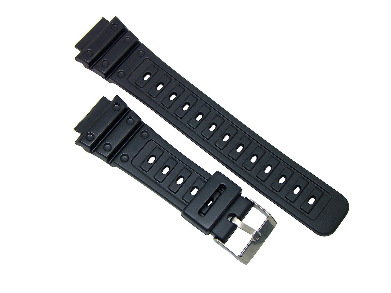 18mm Replacement Diver Watch Band Fits G-SHOCK DW-5600B, DW-5600C, DW-5600CMV, DW-5700C