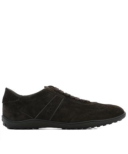 28d2050547 Tod's Men's Xxm08a0s480re0s800 Brown Suede Sneakers: Amazon.co.uk ...